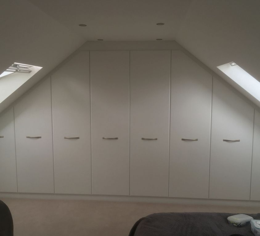 Collins fitted bedroom testimonial